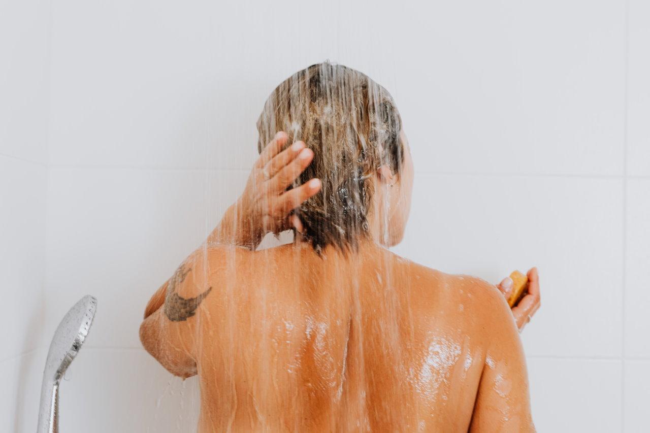zel pod prysznic